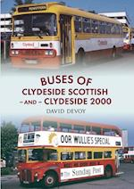 Buses of Clydeside Scottish and Clydeside 2000 af David Devoy