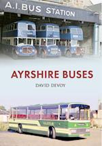 Ayrshire Buses af David Devoy