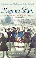 Regent's Park af Paul Rabbitts
