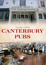 Canterbury Pubs e-book af Johnny Homer