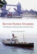 British Paddle Steamers af John Megoran