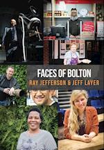 Faces of Bolton af Ray Jefferson