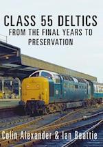 Class 55 Deltics af Colin Alexander