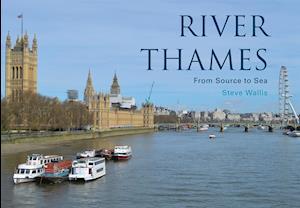 River Thames af Steve Wallis