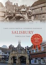 Salisbury Through Time (Through Time)