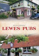 Lewes Pubs af Kevin Newman