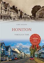 Honiton Through Time af Gary Holpin