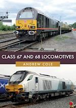 Class 67 and 68 Locomotives