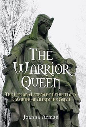 Bog, hardback The Warrior Queen af Joanna Arman