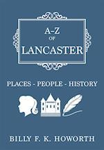 A-Z of Lancaster (A-Z)