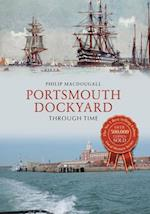 Portsmouth Dockyard Through Time (Through Time)