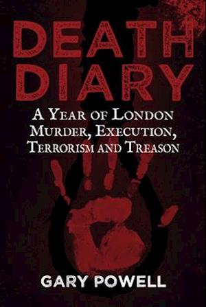Bog, paperback Death Diary af Gary Powell
