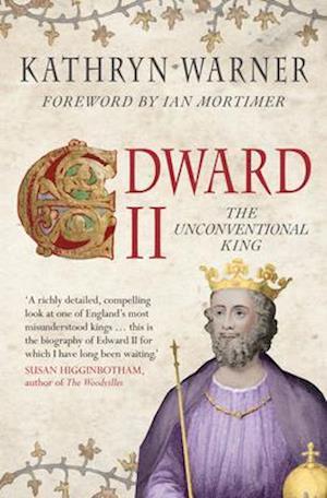 Bog, paperback Edward II af Kathryn Warner