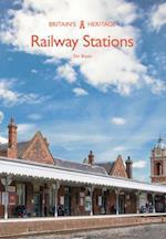 Railway Stations (Britains Heritage Series)