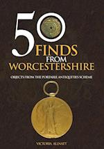 50 Finds from Worcestershire (50 Finds)