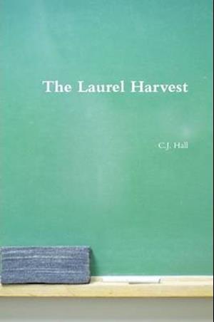 Bog, paperback The Laurel Harvest af C J Hall
