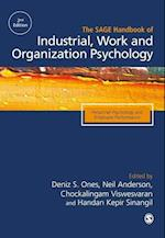 Handbook of Industrial, Work and Organizational Psychology (nr. 1)