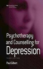 Psychotherapy and Counselling for Depression (Therapy in Practice)