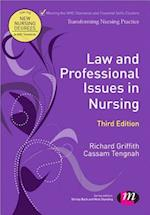 Law and Professional Issues in Nursing (Transforming Nursing Practice)
