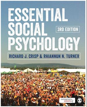 Bog paperback Essential Social Psychology af Richard J Crisp