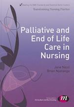 Palliative and End of Life Care in Nursing (Transforming Nursing Practice)