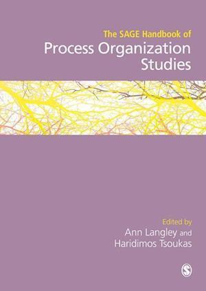 Bog, hardback The Sage Handbook of Process Organization Studies af Ann Langley
