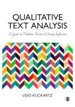 Qualitative Text Analysis af Udo Kuckartz