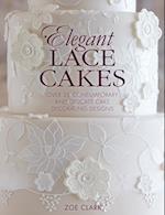 Elegant Lace Cakes af Zoe Clark