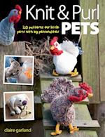 Knit & Purl Pets af Claire Garland