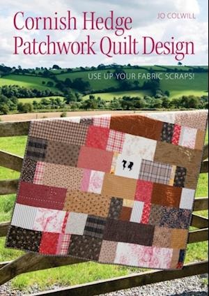 Cornish Hedge Patchwork Quilt Design af Jo Colwill