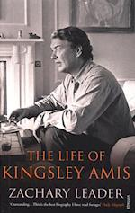 Life of Kingsley Amis af Zachary Leader
