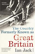 Country Formerly Known as Great Britain