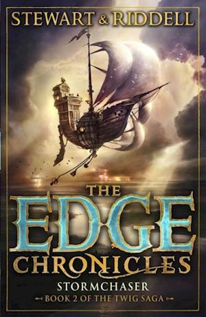 Edge Chronicles 5: Stormchaser af Chris Riddell