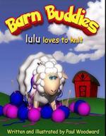 Barn Buddies: lulu loves to knit
