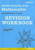 Revise Edexcel GCSE Mathematics Spec A Higher Revision Workbook af Jean Linsky, Lynn Byrd, Harry Smith