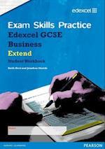 Edexcel GCSE Business Exam Skills Practice Workbook - Extend