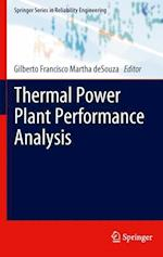 Thermal Power Plant Performance Analysis (Springer Series in Reliability Engineering)