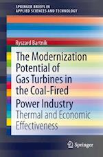 Modernization Potential of Gas Turbines in the Coal-Fired Power Industry (Springerbriefs in Applied Sciences and Technology)