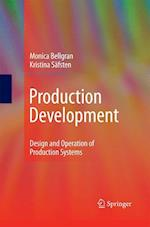 Production Development: Design and Operation of Production Systems