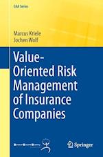Value-oriented Risk Management of Insurance Companies af Marcus Kriele