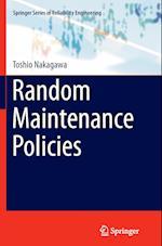 Random Maintenance Policies