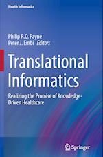 Translational Informatics (HEALTH INFORMATICS)