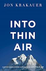 Into Thin Air af Jon Krakauer