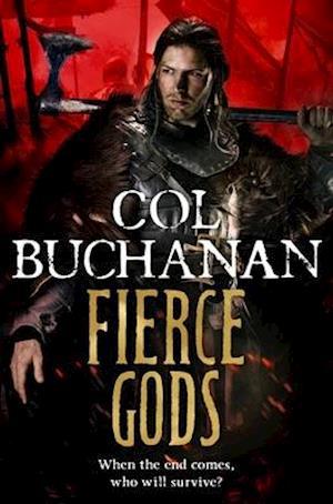 Bog, paperback Fierce Gods af Col Buchanan
