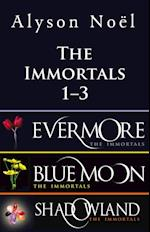 Immortals 1-3