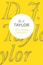 After Bathing at Baxter's af D. J. Taylor