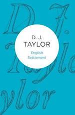 English Settlement af D. J. Taylor