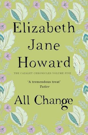 All Change af Elizabeth Jane Howard