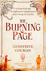 The Burning Page af Genevieve Cogman