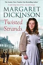 Twisted Strands af Margaret Dickinson